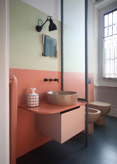 Eklektisch Badezimmer by Marcante-Testa