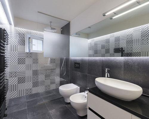 Bagno Con Doccia Aperta : Idee per bagni con doccia bagno con vasca in muratura pietro
