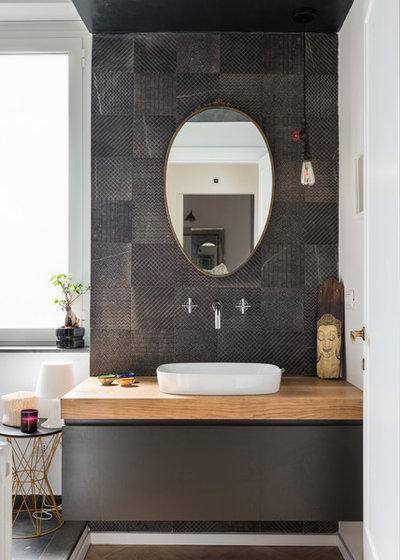 Contemporary Bathroom by Paolo Fusco Photo