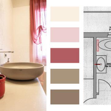 Paint it gray - ristrutturazione appartamento 150 mq in duplex