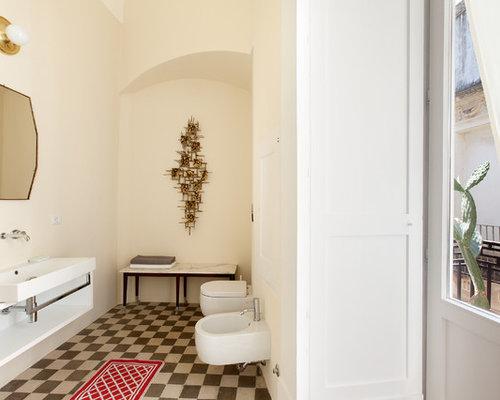 Foto e idee per stanze da bagno stanza da bagno moderna for Foto bagni moderni arredati