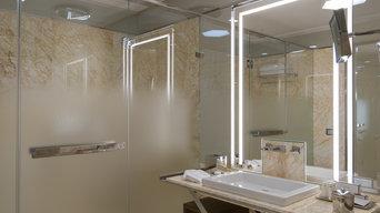 Parziale ristrutturazione CC | 45mq | Bathroom C. C./Bagno C. C.