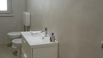 Pavimentazioni e rivestimento bagno