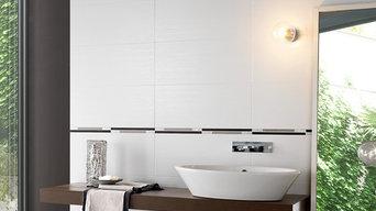 Pavimenti e rivestimenti per bagni - Comfort