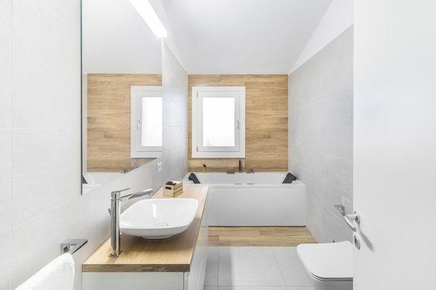 Contemporáneo Cuarto de baño by Mauro Soddu