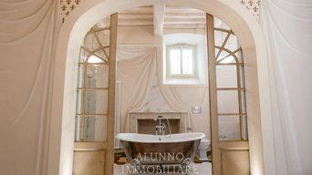 Prestigioso appartamento nobiliare a Cortona-AN015