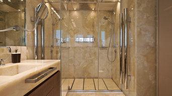 Progettazione Interni in marmo