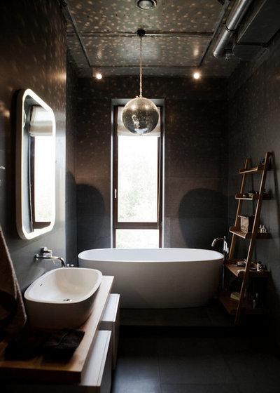 Moderne Badeværelse by Studio Davide Cerini