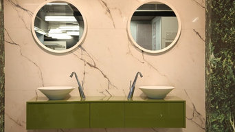 Showroom - Cono Collection by Gessi