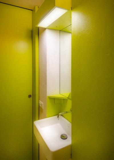 Decorare la parete della testata del letto - Smalti per piastrelle bagno ...