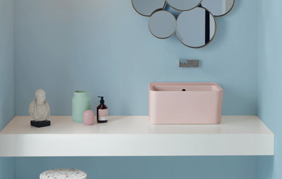 8 Design Trends from Italy's Bathroom Fair