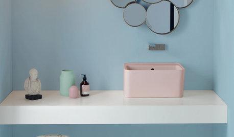 8 Design Trends from Italy's Bathroom Fair