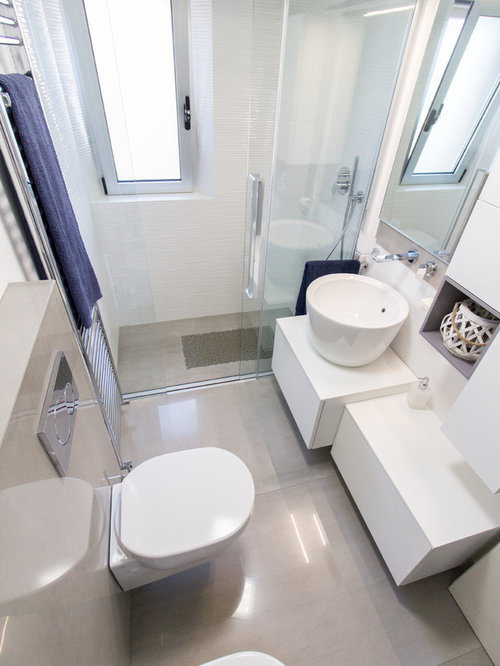 Contemporary and modern shower room ideas designs pictures for Andros kitchen bath designs