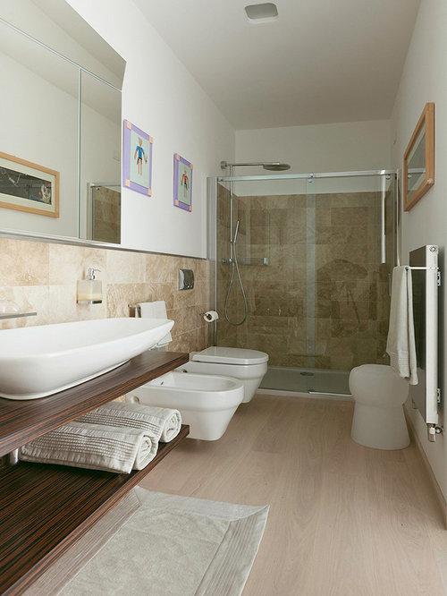 Porta scorrevole per bagni - Foto e idee | Houzz