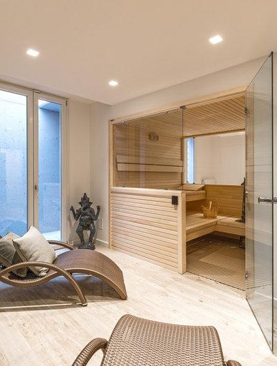 Stile Marinaro Stanza da Bagno by Casa&Giardino_Design