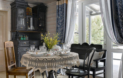 World of Design: Heirlooms With a Twist in a Russian Country House