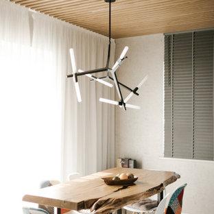 Стильный дизайн: столовая в современном стиле - последний тренд