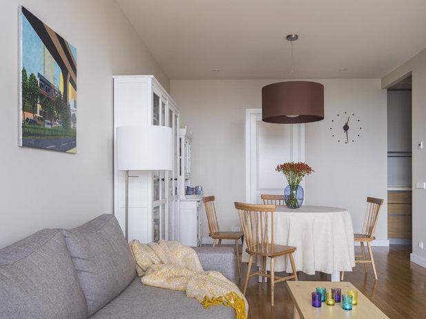 Скандинавский Столовая by MO interior design
