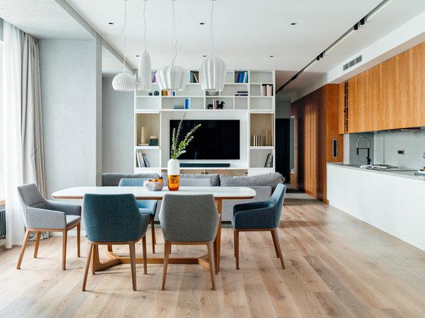 Modern Esszimmer by GAFA Architects