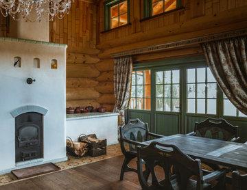 Интерьер гостевого дома и бани «Вишера» ⠀