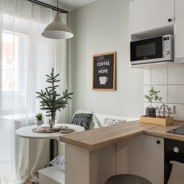 Интерьер квартиры для студентки