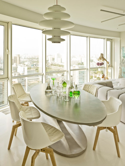 Beige 11x11 dining room design ideas renovations photos for 11x11 room layout