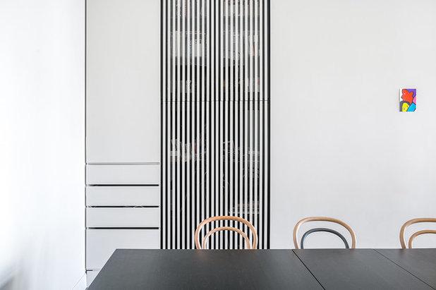 Modern Esszimmer by Le Atelier
