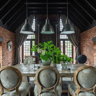 Источник вдохновения для домашнего уюта: столовая в классическом стиле