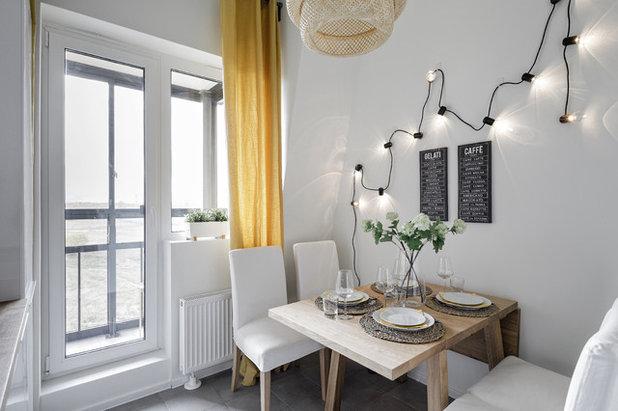 Scandinavian Dining Room by Екатерина Зорина