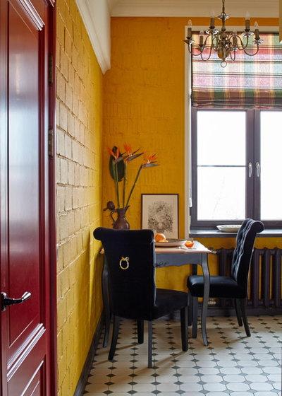 Eclectic Dining Room by Екатерина Владимирова