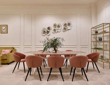 Раскладной стол Johann в проекте Натальи Митраковой