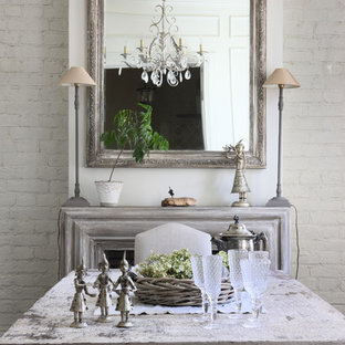 75 Beautiful Shabby Chic Style Dining Room Pictures U0026 Ideas ...