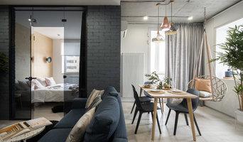 Квартира в доме у реки