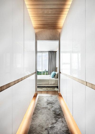 Contemporary Cabinet by akiHAUS Design Studio