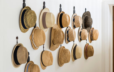 Hat Storage: Don't Get Bent Out of Shape