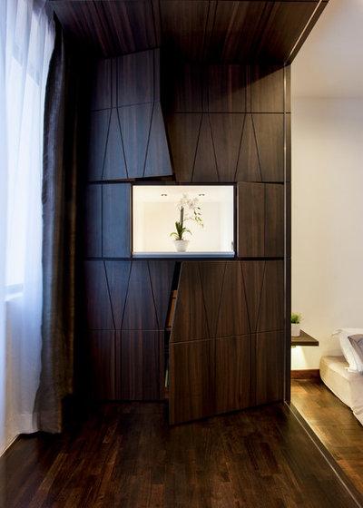 Contemporary Cabinet by Proj. B Studio