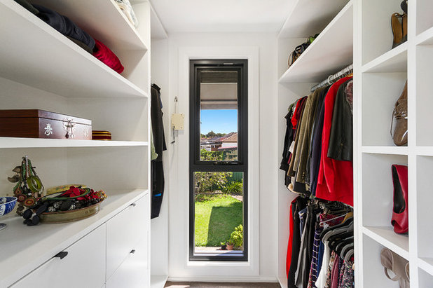 Contemporary Wardrobe by Ark Joinery