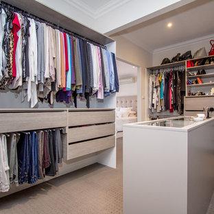 Custom Walk In Wardrobe
