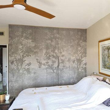 Custom  Wall & Deco wallpaper on Wardrobe doors
