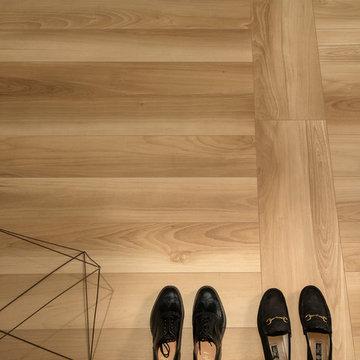 Life, timber look tiles by Caesar