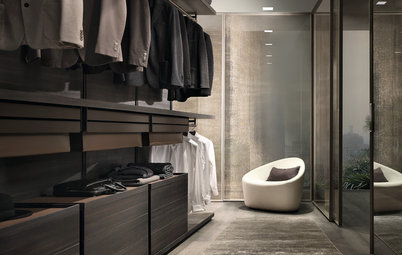 5 Contemporary Walk-In Wardrobes to Wow You