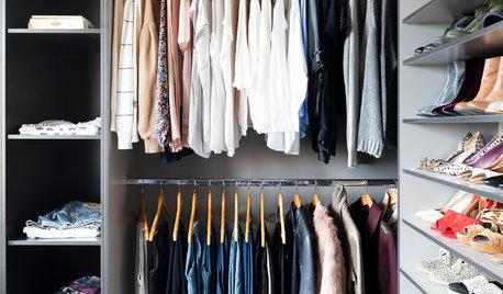 35 Dreamy Dressing Rooms & Walk-In Wardrobes