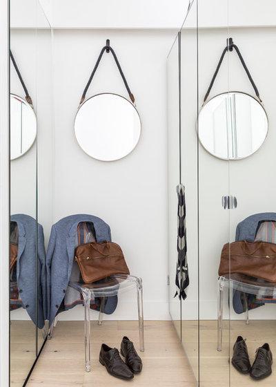 Contemporary Wardrobe by GRAY&Co Design