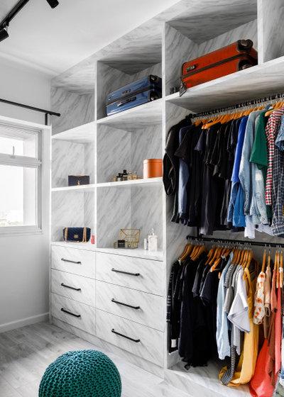 Contemporary Cabinet by Team Interior Design