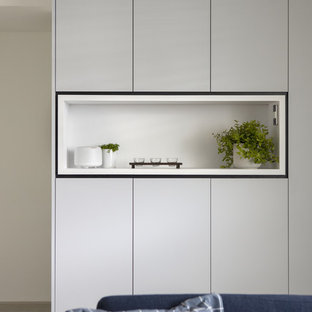 Simple Grey Home - Shoes Cabinet