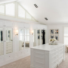 Beach Style Closet by Verandah House
