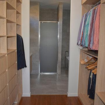 Upper Kedron Custom Designed Wardrobe