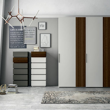 Wardrobes // D'allagnese's 'Door Wardrobes' // Available through Retreat Design