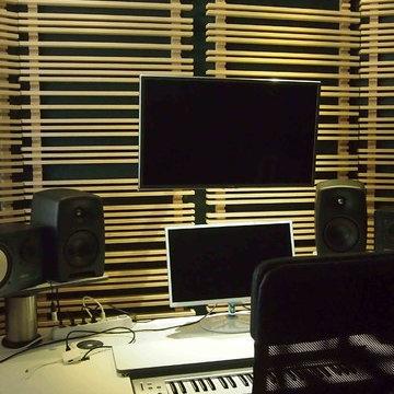 Alexia Recording Studio / Control Room