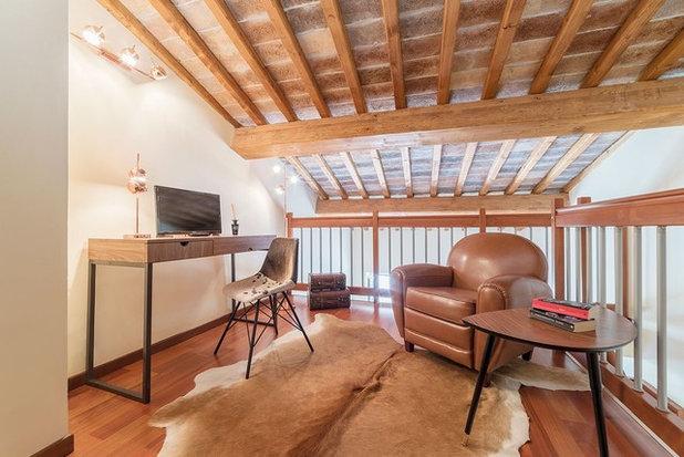 Country Studio by Gaia Rodolico Interior Design